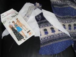 Maxi dress option 1