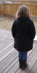 Coat back