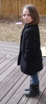 Coat side.