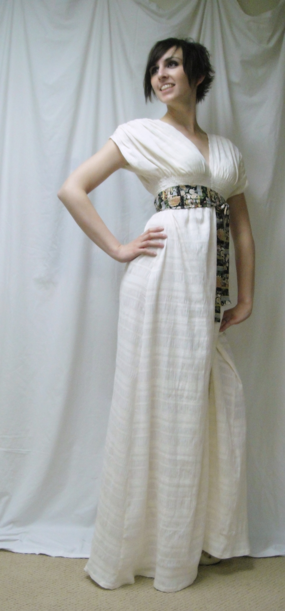 The dress goddess - Front View