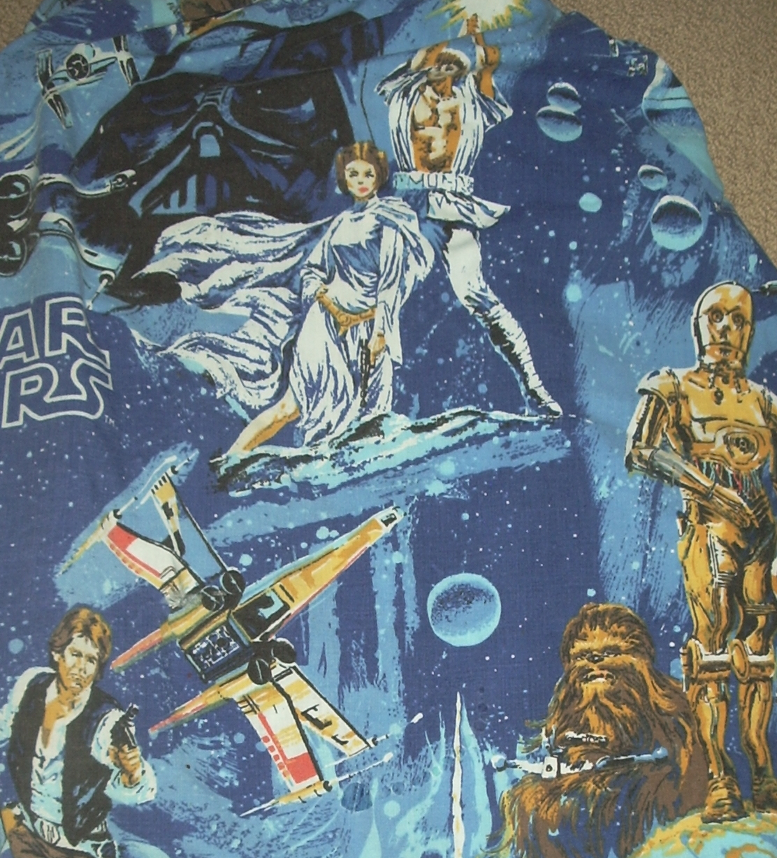 Fabric tanit isis sews for Star wars fabric