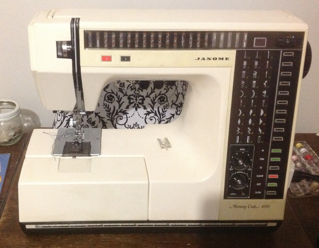 Janome memory craft 9000 - Who Enables The Enabler