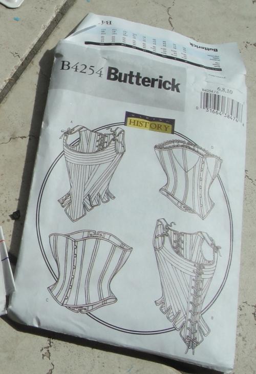 Butterick 4254