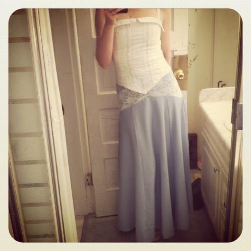 Sewaholic Gabriola Skirt