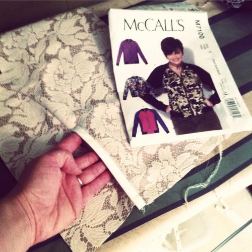 McCall's 7100
