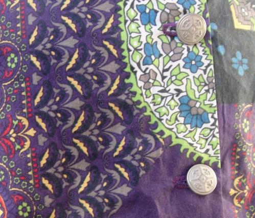 Buttons closeup!
